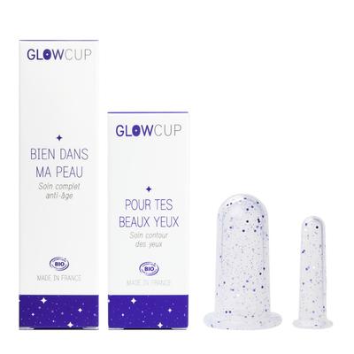 Cellu-cup Duo crème et ventouse visage