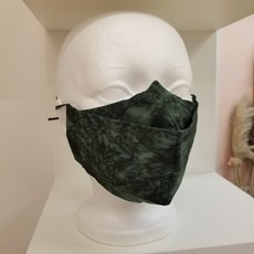 Maskalulu Masque - Feuillage dans la pluie
