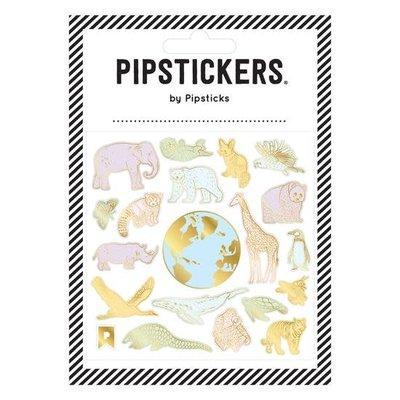 Pipstickers Autocollant - Animaux terrestres