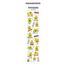 Pipstickers Autocollant - Avocat