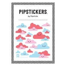 Pipstickers Autocollant - Nuages
