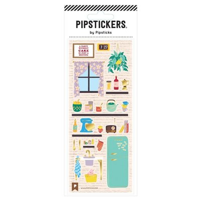 Pipstickers Autocollants - Cuisine