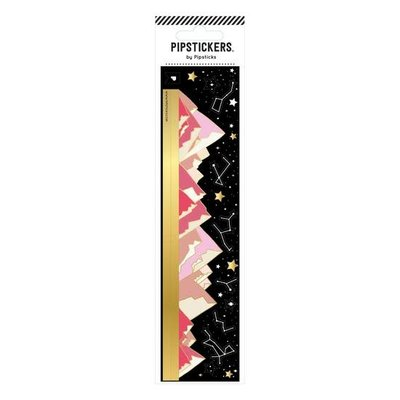 Pipstickers Autocollant - Montagnes
