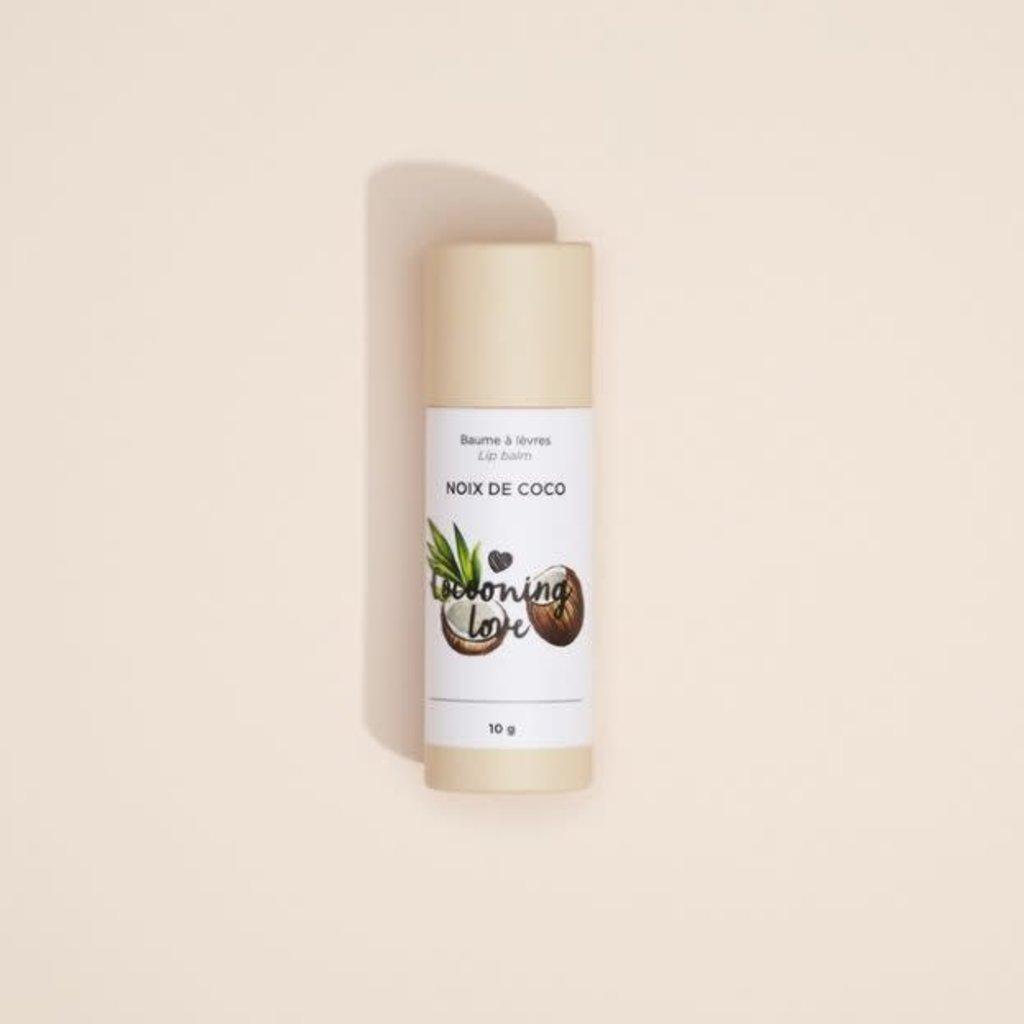 Cocooning Love Baume à lèvres végane - Noix de coco