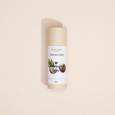 Cocooning Love Baume à lèvre - Noix de coco