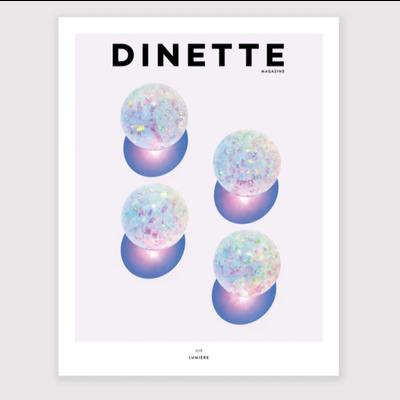 Dînette magazine Dinette magazine 019 - Lumière