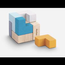 Plan Toys Jouet en bois écologiques - Casse tête 3D
