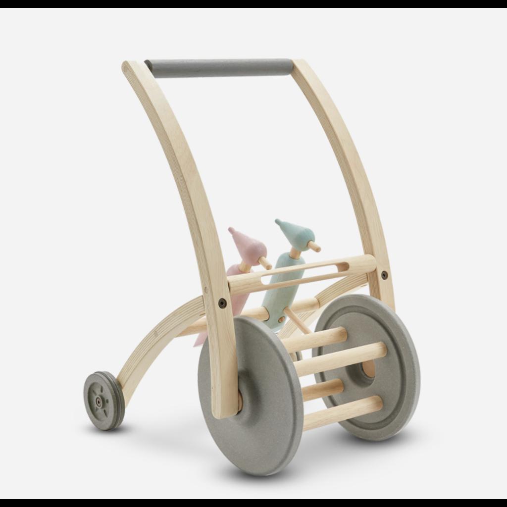 Plan Toys Jouet en bois écologiques - Marchette pic bois