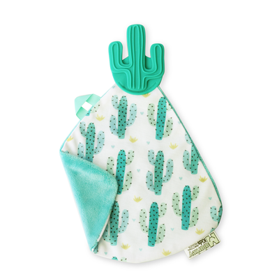 Malarkey Kids Doudou de dentition - Cactus