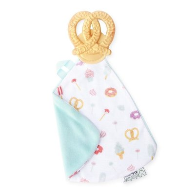 Malarkey Kids Doudou de dentition - Pretzel