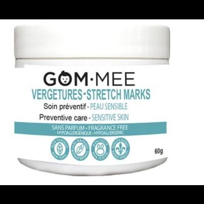GOM·MEE Crème préventive - Vergetures 60g