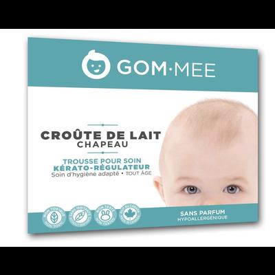 GOM·MEE Trousse - Croûte de lait