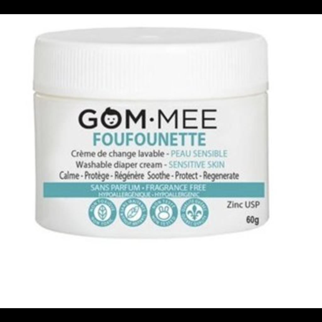 GOM·MEE Foufounette - crème de change 3 en 1 60g