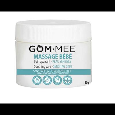 GOM·MEE Crème de massage pour bébé - 60g