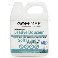 GOM·MEE Détergent à lessive - Pour peaux réactives 1000ml