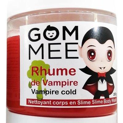 GOM·MEE Nettoyant pour le corps en slime Rhume de Vampire