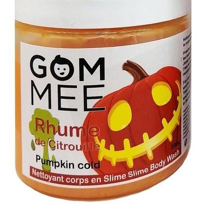 GOM·MEE Nettoyant pour le corps en slime rhume de citrouille