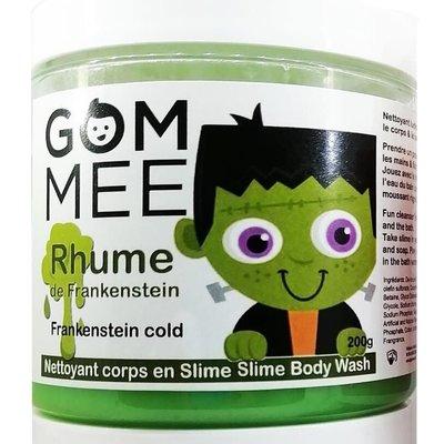 GOM·MEE Nettoyant pour le corps en slime rhume de Frankenstein