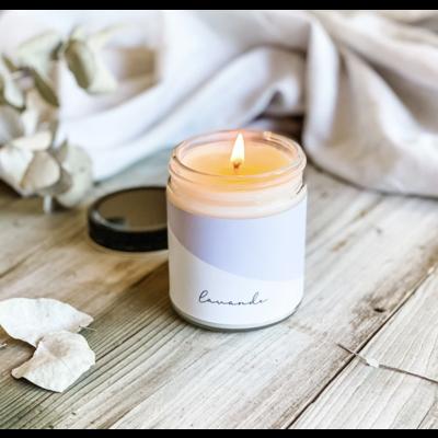 Les produits Marée Chandelle - Huile essentielle de Lavande
