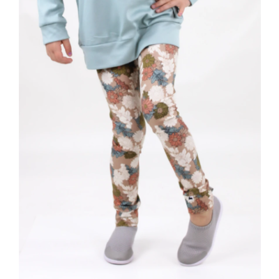 Little & Lively Legging - Fleurs sauvages