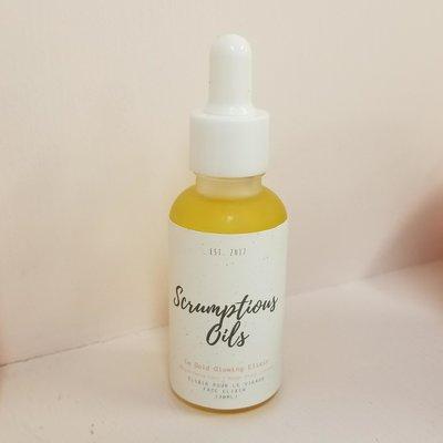 Scrumptious oils Glowing face élixir or