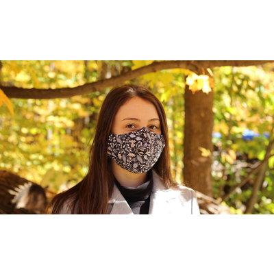 Maskalulu Masques anti-buée - Chute de feuilles