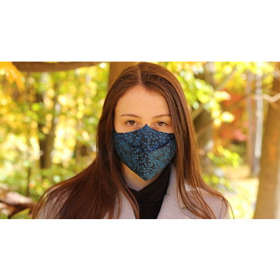 Maskalulu Masques anti-buée - Feuilles dans l'ombre