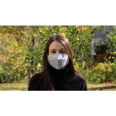Maskalulu Masque anti-buée - Tempête de neige