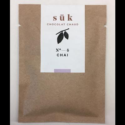 Sük Mini Chocolat Chaud - Chaï