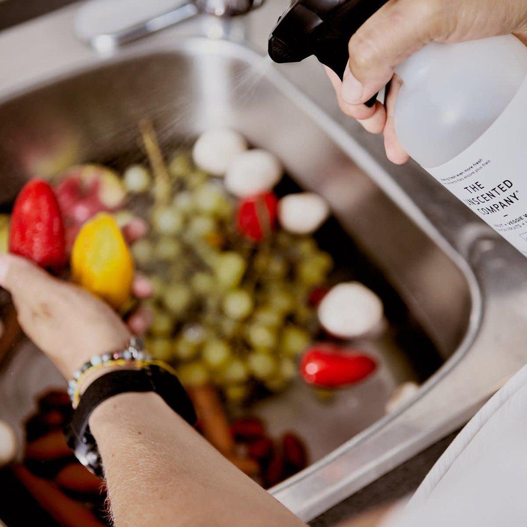 The Unscented Company Savon pour fruits et légumes en vaporisateur