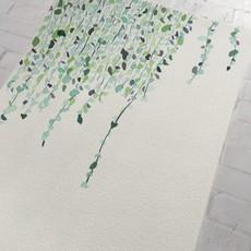 """Kit de Survie Illustration aquarelle originale 9 """"x 12"""""""