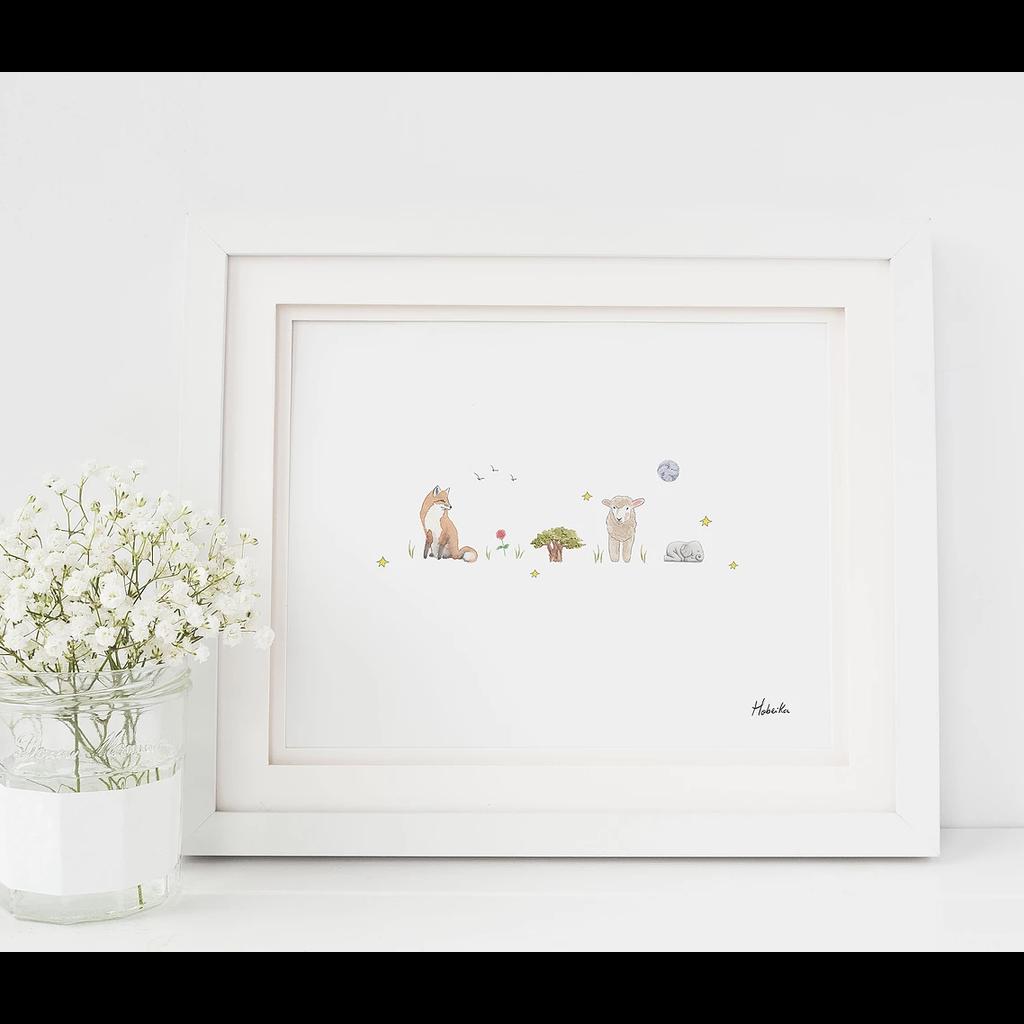 Hobeika Art Affiche - Petit prince