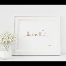 Hobeika Art Affiche - Le petit prince