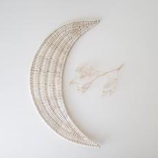 Coconeh Grande lune en rotin