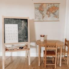 Pastel Affiche éducative & décorative - Alphabet