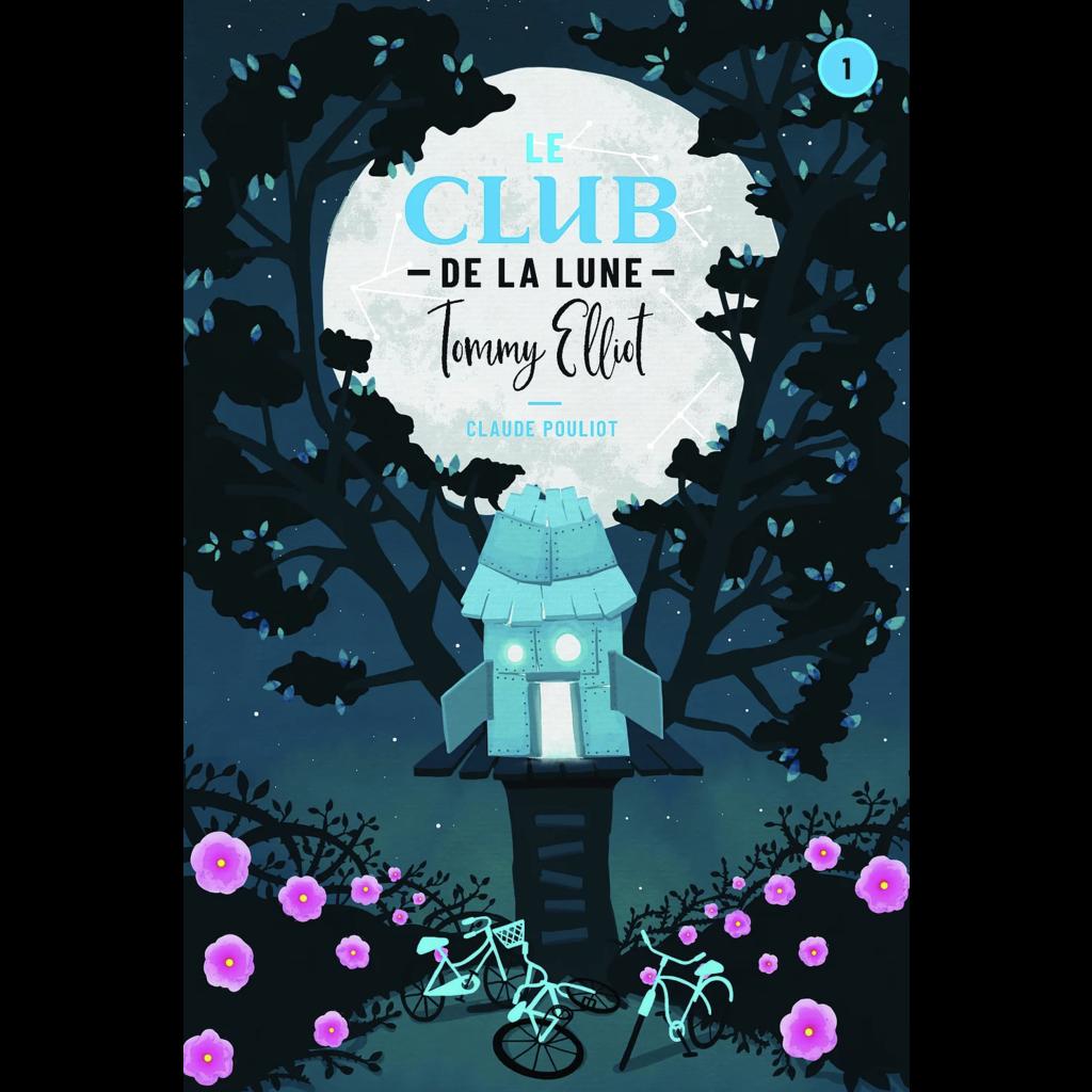Les éditions Tête Haute Inc. Livre jeunesse - Le Club de la Lune