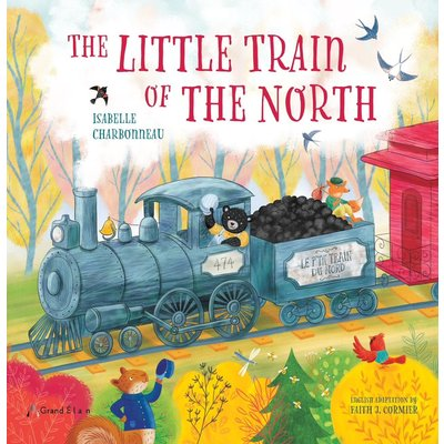 Grand Élan The little train of the north - Book