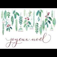 Stéphanie Renière Carte de Noël - Joyeux Noël