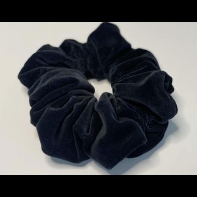Enrose.bytu Chou à cheveux - Black Velvet