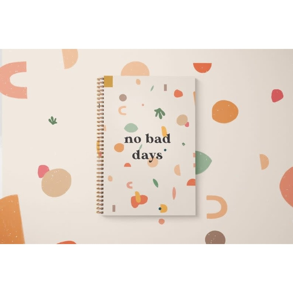 Naomie Design Agenda / planificateur 2021 - No bad days