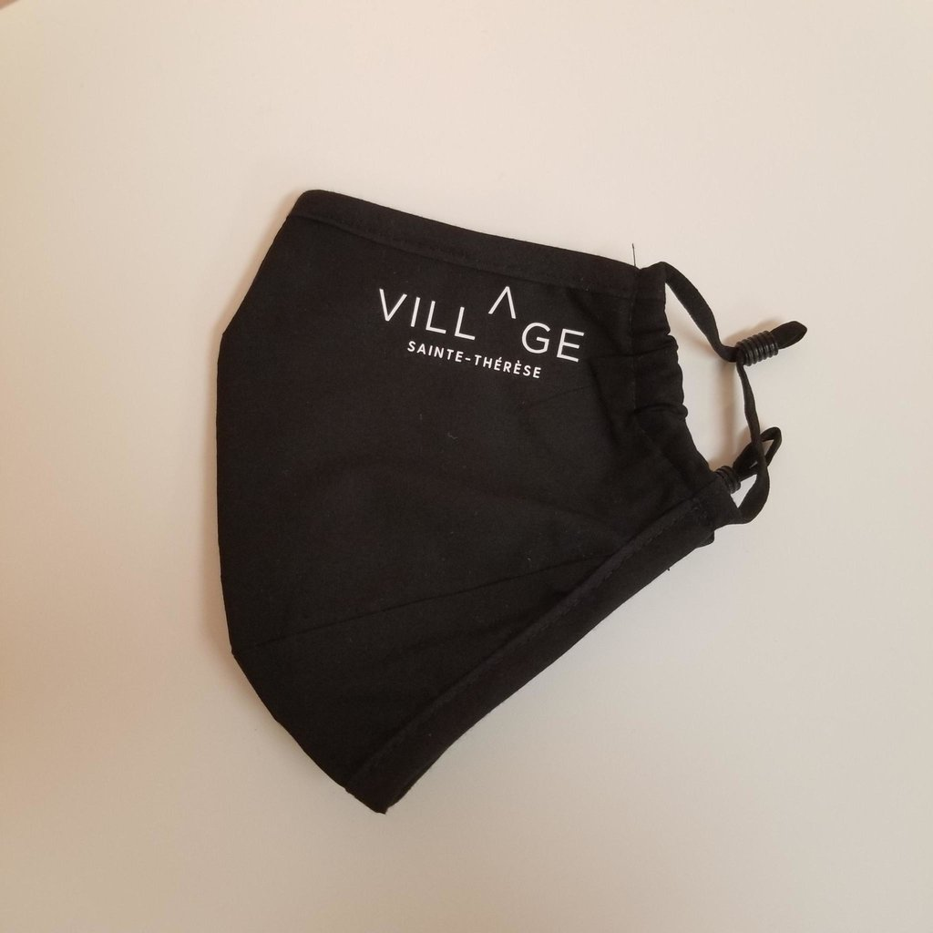 Masque - Objets promotionnels du Village