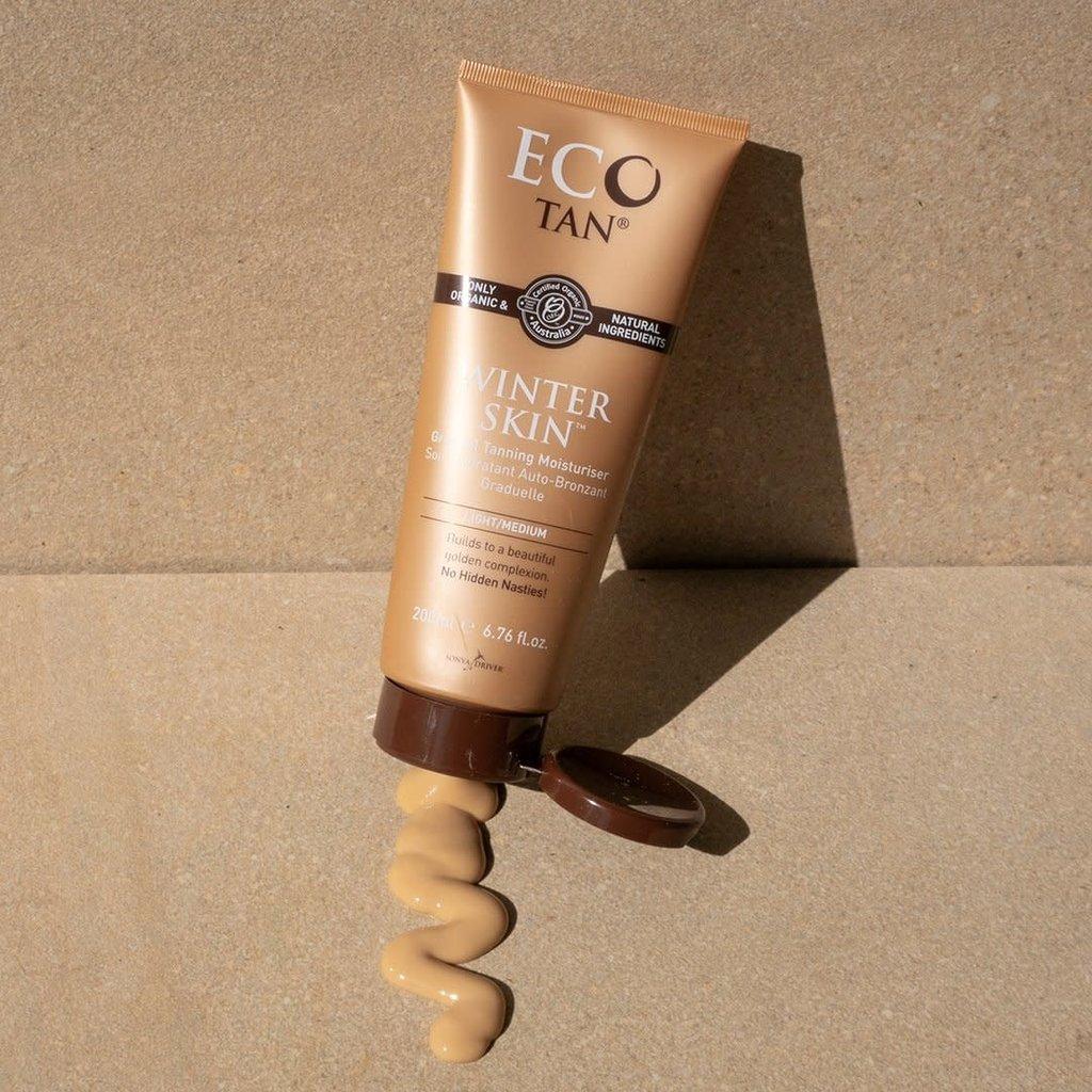 Eco tan Crème autobrozante progréssive