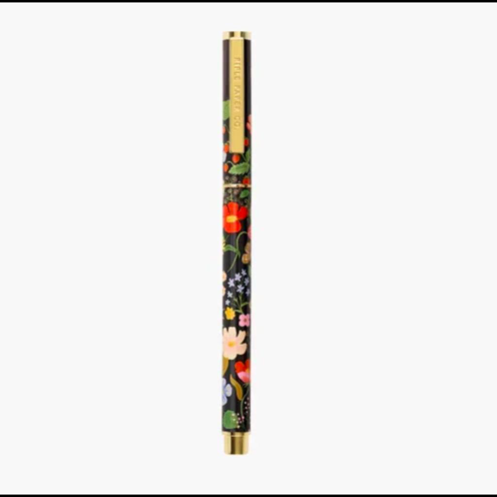 Rifle Paper Co. Crayon à l'encre - Champs de fraises