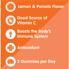 Herbaland Gummies - Vitamine C sans sucre