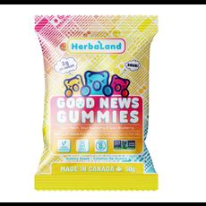 Herbaland Gummies - Trio bonbons surettes