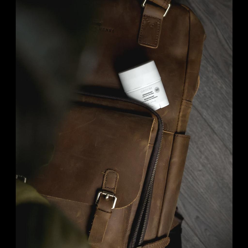 Groom Déodorant bâton - format voyage