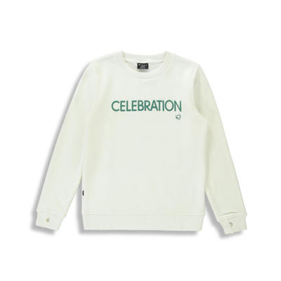 Birdz Chandail Celebration - Blanc Femme