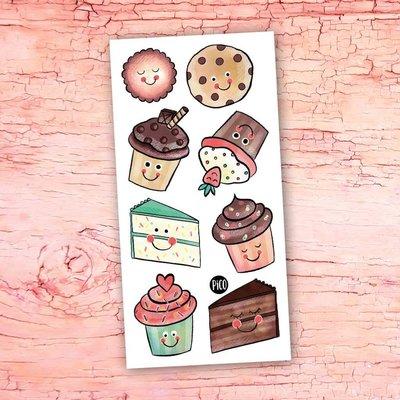 Picotatoo Tatouage - Les petits gâteaux