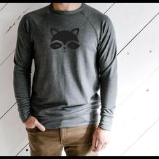 Little & Lively Chandail Unisexe à manche longue - Raccoon
