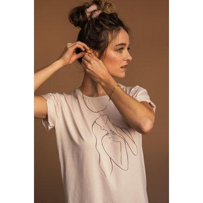 Dailystory clothing Boyfriend tee - Uniqueness